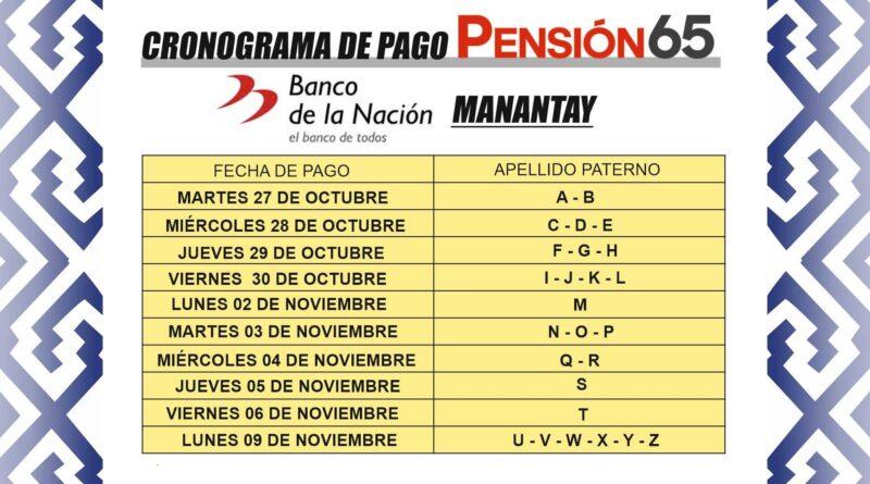Pensión 65