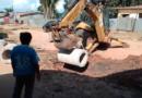 MDM instaló tubos de concreto