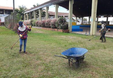 Limpieza de Centros Educativos